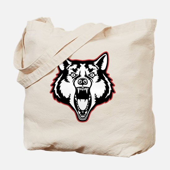 wolf-1-T Tote Bag