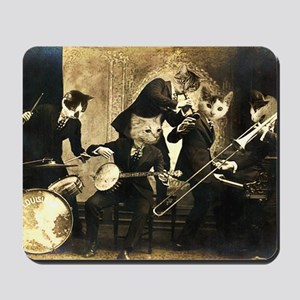 Hep Cats Mousepad