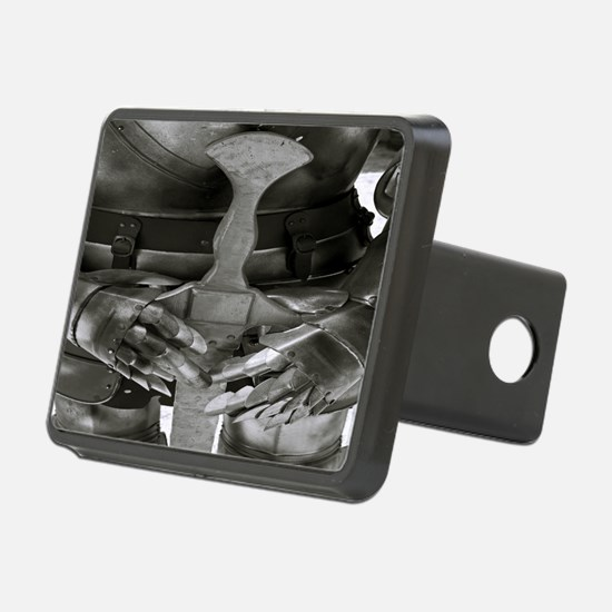 4639-armour-sword-bw-TJ-aw Hitch Cover