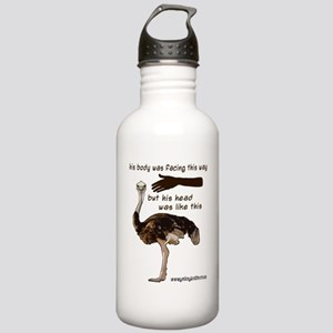 ostrich000 Stainless Water Bottle 1.0L