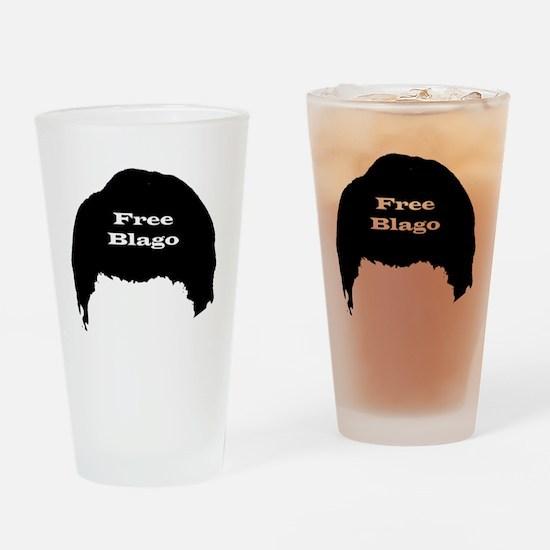 blagojevich2 Drinking Glass