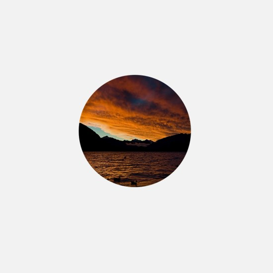 8077-Lake-Wanaka-Sunset5-7- Mini Button