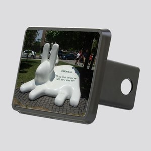 Find Old Me Rectangular Hitch Cover