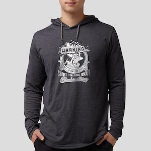 Blacksmith Shirt - Love Blacks Long Sleeve T-Shirt