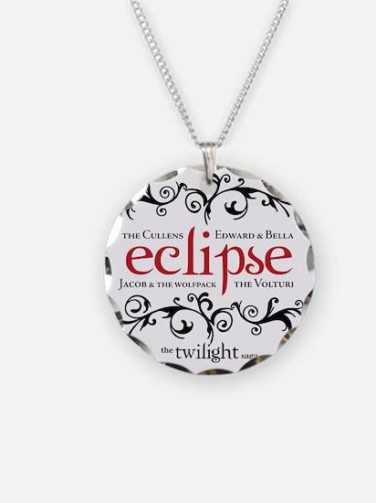 Eclipse -Twilight Saga Flour Necklace