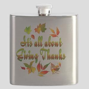 2-fallthanks Flask