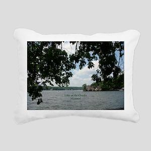 Ozarks Rectangular Canvas Pillow