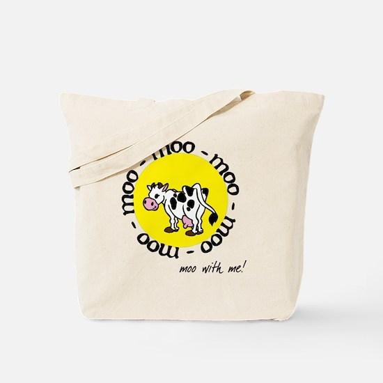 moo_with_me_moon Tote Bag
