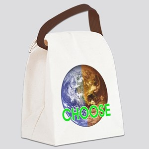 10x10_choose_lite Canvas Lunch Bag