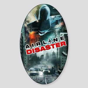 23x35_poster_AIR Sticker (Oval)