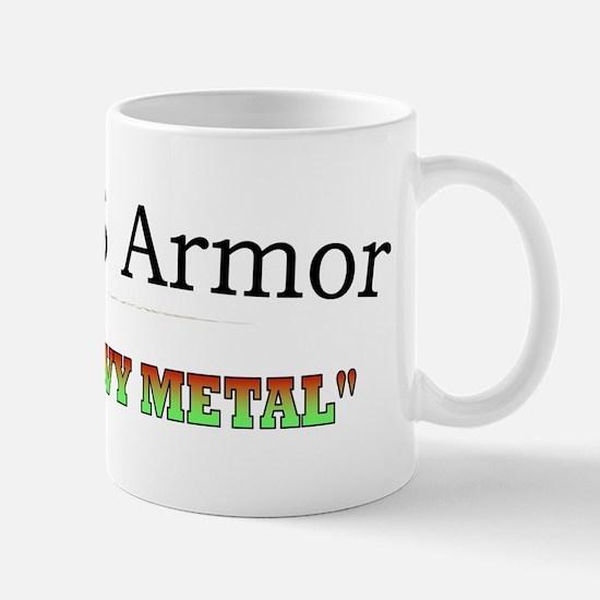 1st Bn 35th AR Cap2 Mug