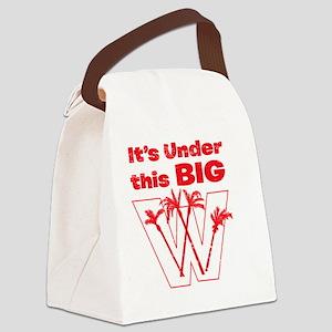 BigW Canvas Lunch Bag