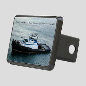 Tugboat Rectangular Hitch Cover