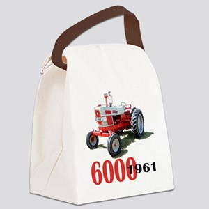 Ford6000-10 Canvas Lunch Bag