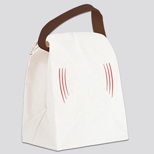 fork you dk Canvas Lunch Bag