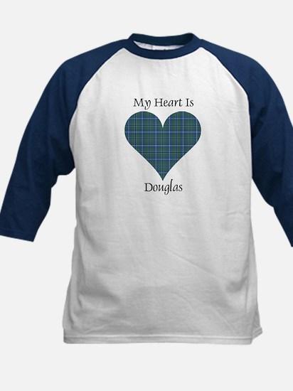 Heart - Douglas Kids Baseball Jersey