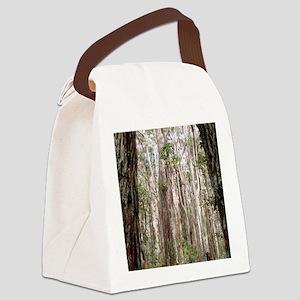 MolokaiForest Canvas Lunch Bag
