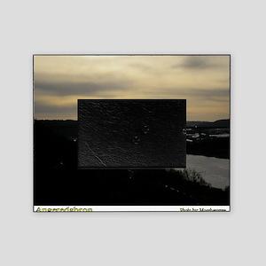 9x11_angeredsbron Picture Frame