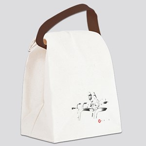 2-movies Canvas Lunch Bag