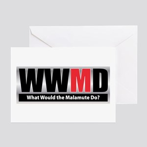 WWMD Greeting Cards (Pk of 10)
