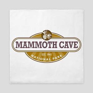 Mammoth Cave National Park Queen Duvet