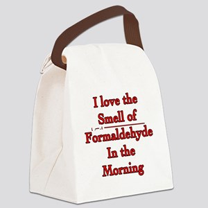 love HCHOLight Canvas Lunch Bag