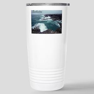 Barbados2 Stainless Steel Travel Mug