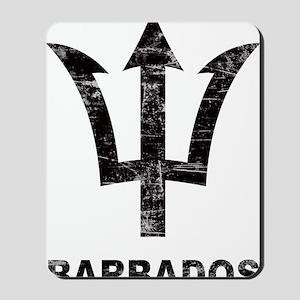 Vintage2Barbados2 Mousepad