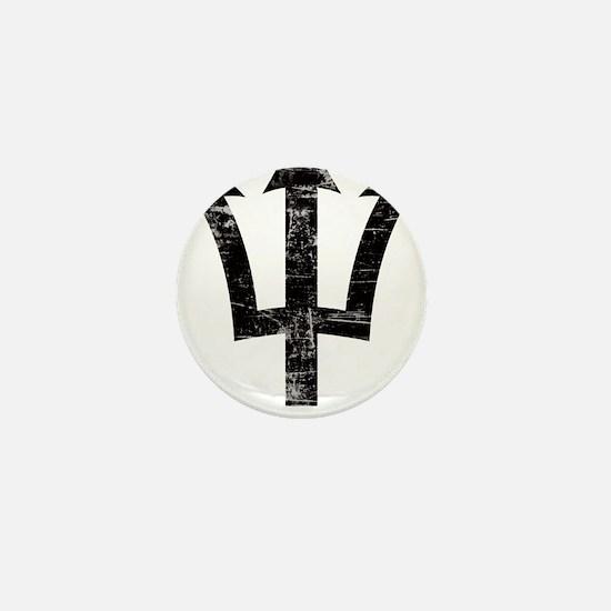 Vintage2Barbados2 Mini Button