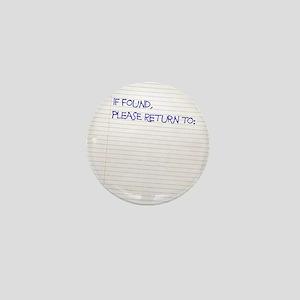 if found sr Mini Button
