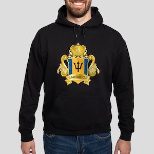 Gold1Barbados1 Hoodie (dark)