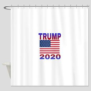 TRUMP 2020 Shower Curtain