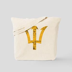 Vintage2Barbados2Bk Tote Bag