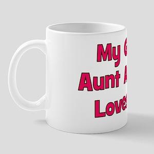 mygreatauntandrealovesme Mug