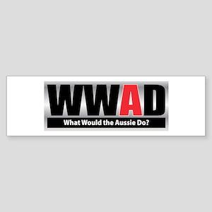 WWAD Bumper Sticker