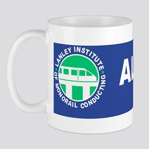 LANLEY INSTITUTE Mug