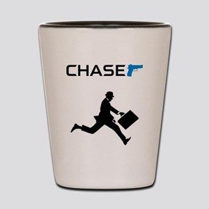 ChaseMan Shot Glass