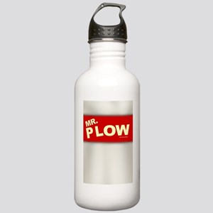 Mr Plow Stainless Water Bottle 1.0L