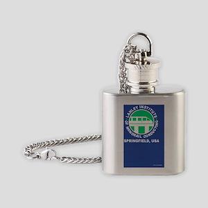 LANLEY INSTITUTE Flask Necklace