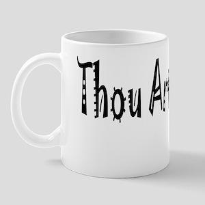 t-shirt.back Mug