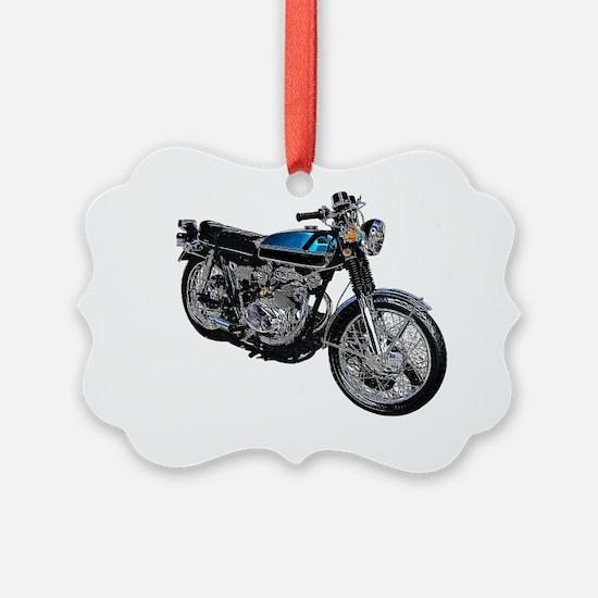 motorbike Ornament