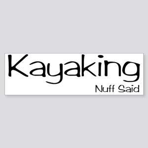 KayakingNS Sticker (Bumper)