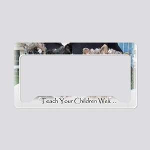 8csnydtxde2textNEW License Plate Holder