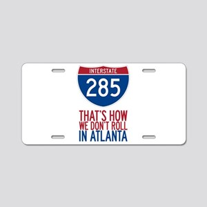Traffic Sucks on 285 in Atlanta Georgia Aluminum L