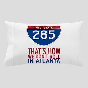 Traffic Sucks on 285 in Atlanta Georgia Pillow Cas