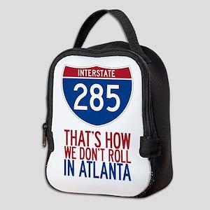 Traffic Sucks on 285 in Atlanta Georgia Neoprene L