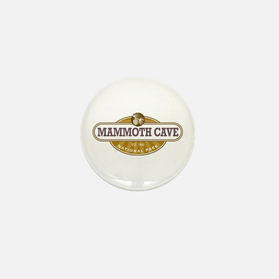 Mammoth Cave National Park Mini Button
