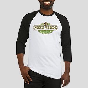 Mesa Verde National Park Baseball Jersey
