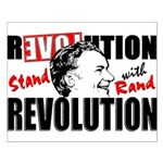 Stand With Rand! Poster