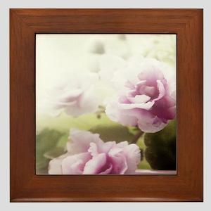 Violet ~Faithfully~ Framed Tile